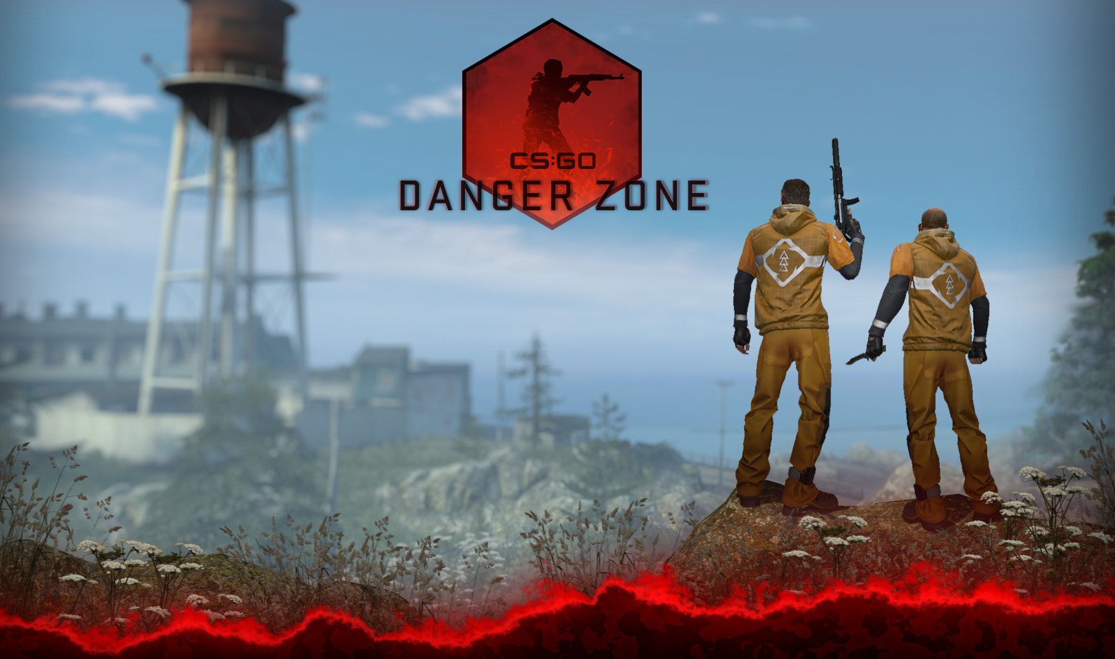 CSGO Danger Zone Cover