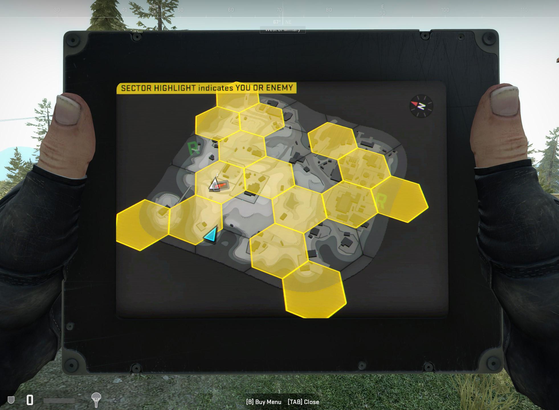 CS GO Danger zone Tablet