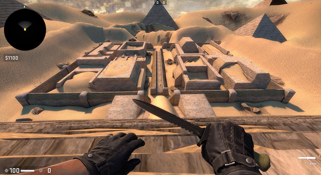 CS GO Steam Workshop Map Surf Egypt 2