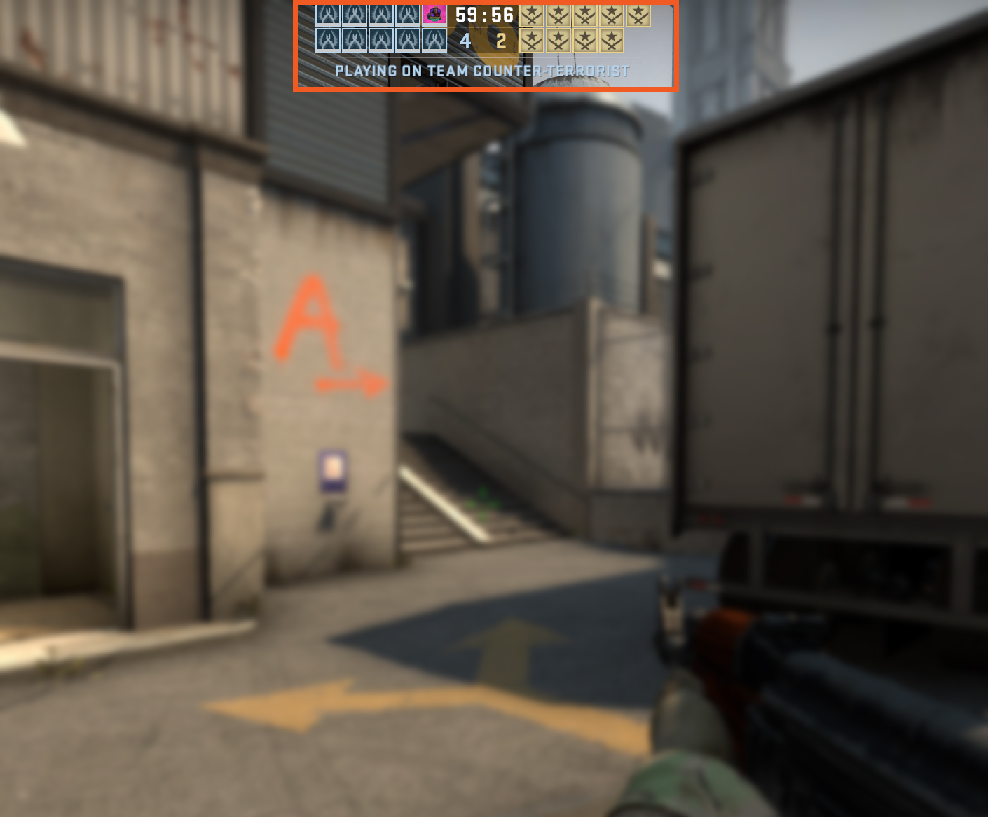 Max time in CSGO Command
