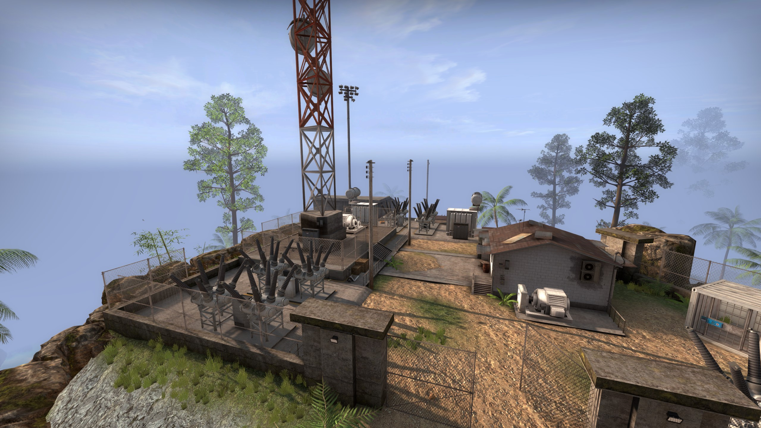 CS GO Danger Zone Jungle Tower one