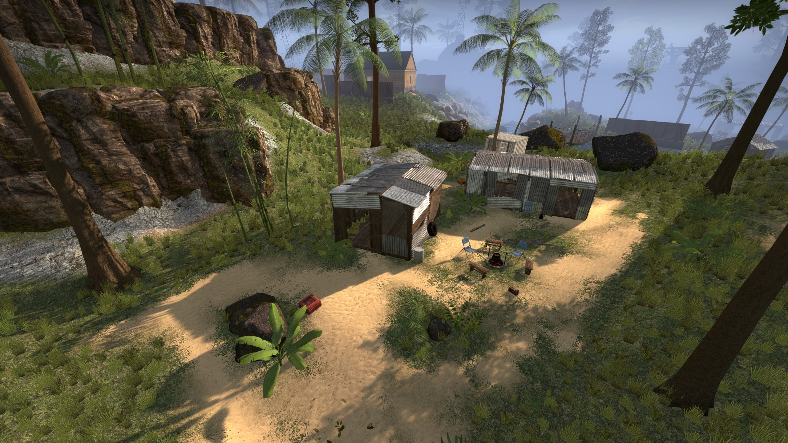 CS GO Danger Zone Jungle Alpha