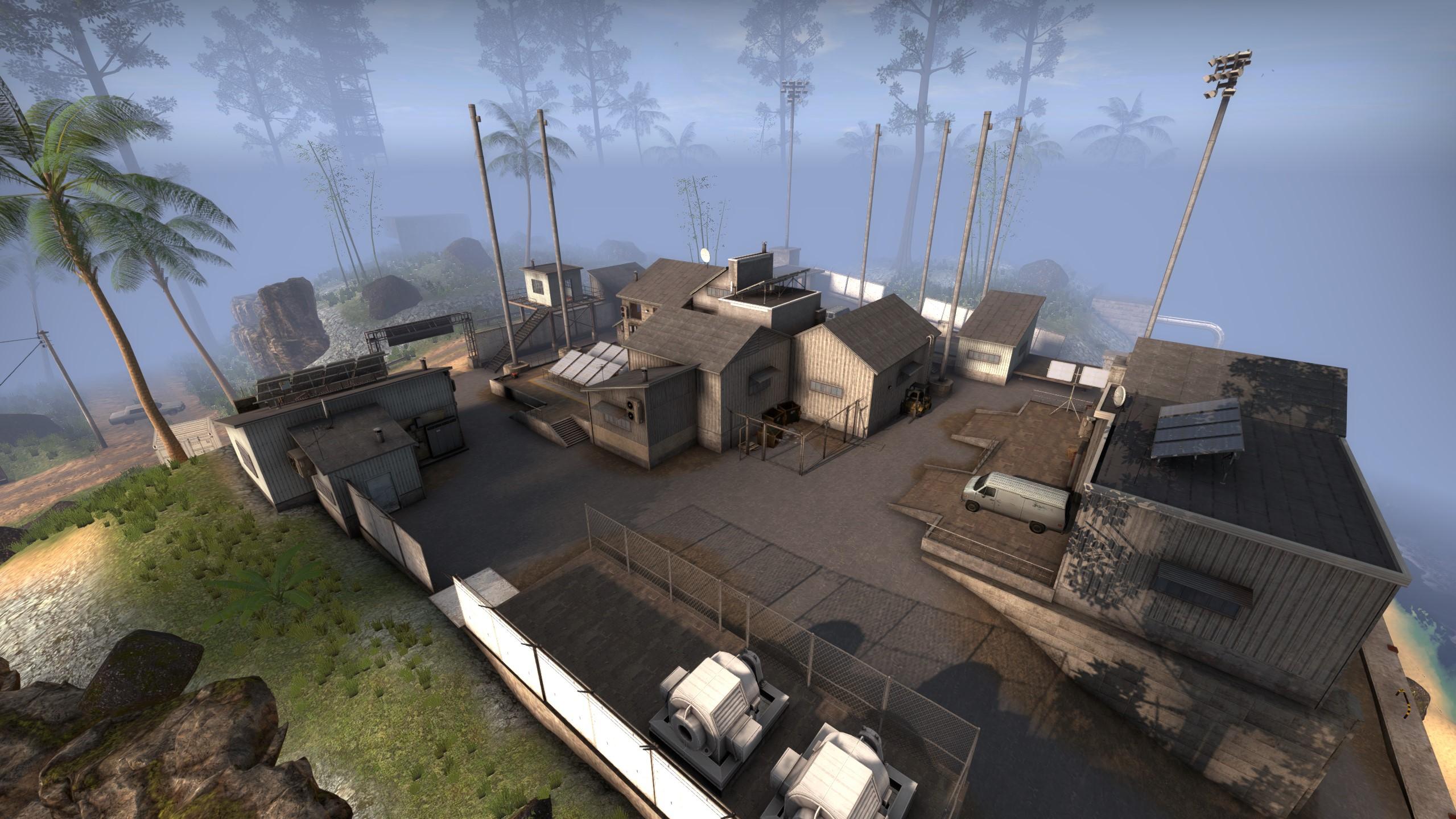 CS GO Danger Zone Jungle Industry