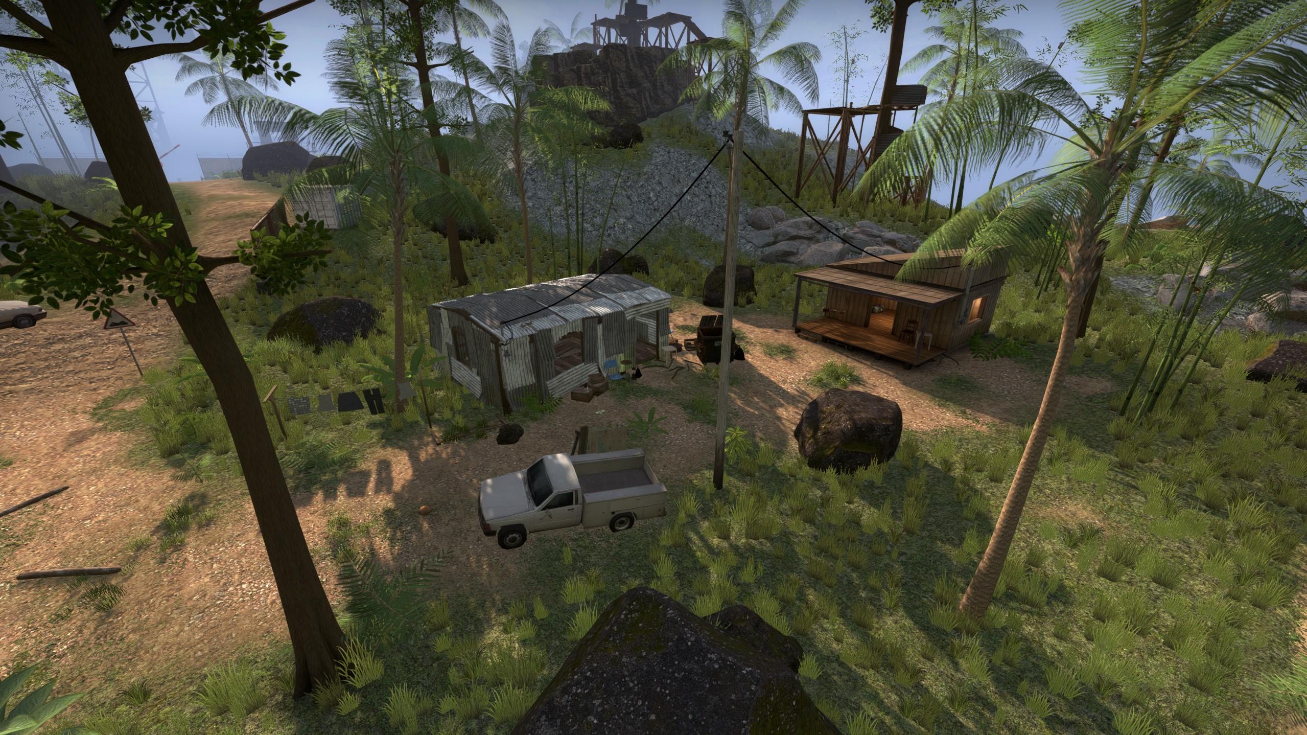 CS GO Danger Zone Jungle Charlie