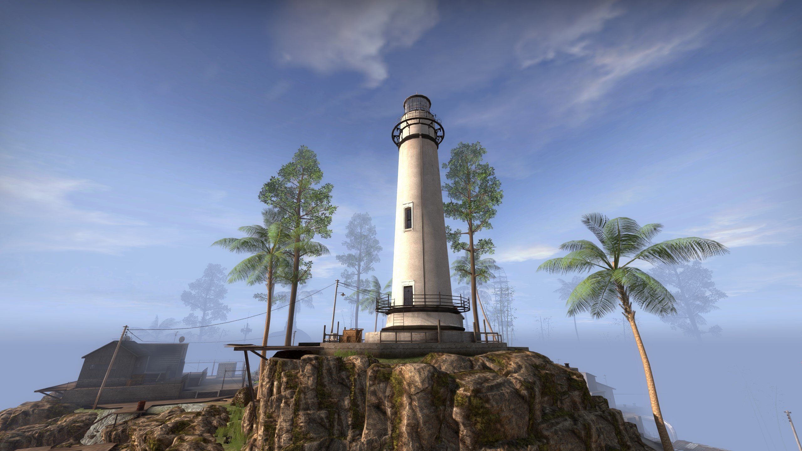 CS GO Danger Zone Jungle Lighthouse
