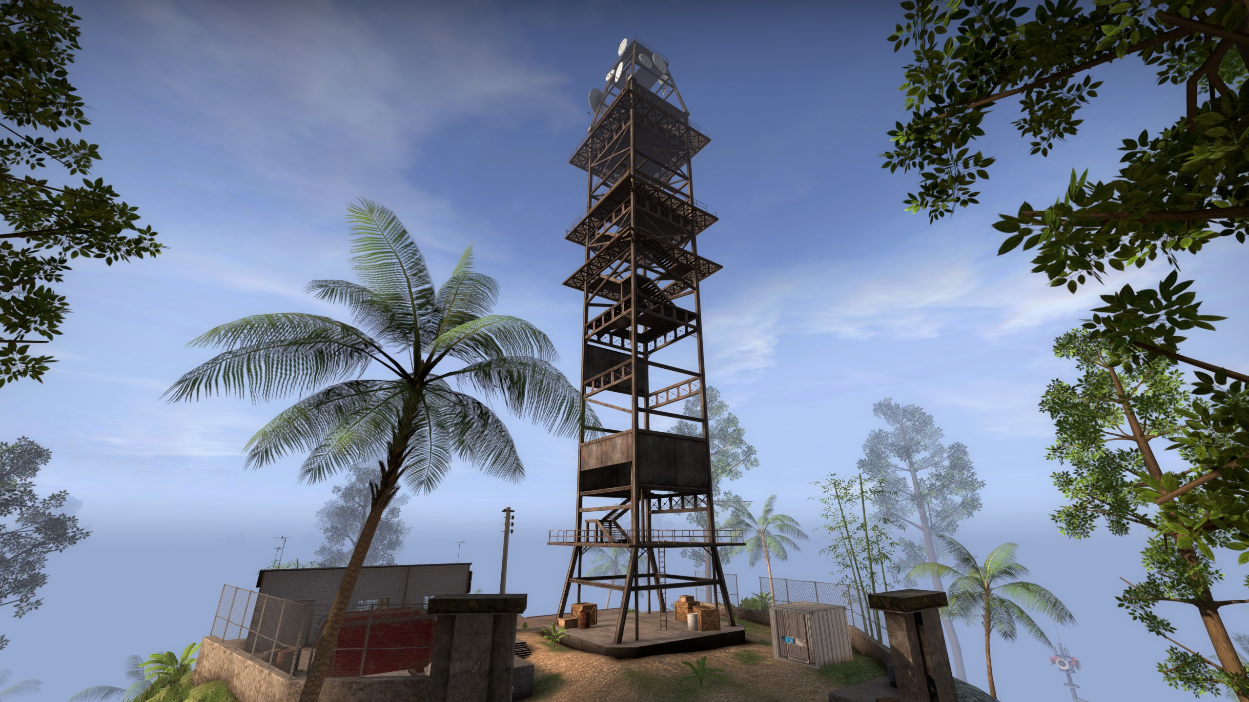 CS GO Danger Zone Jungle Radio