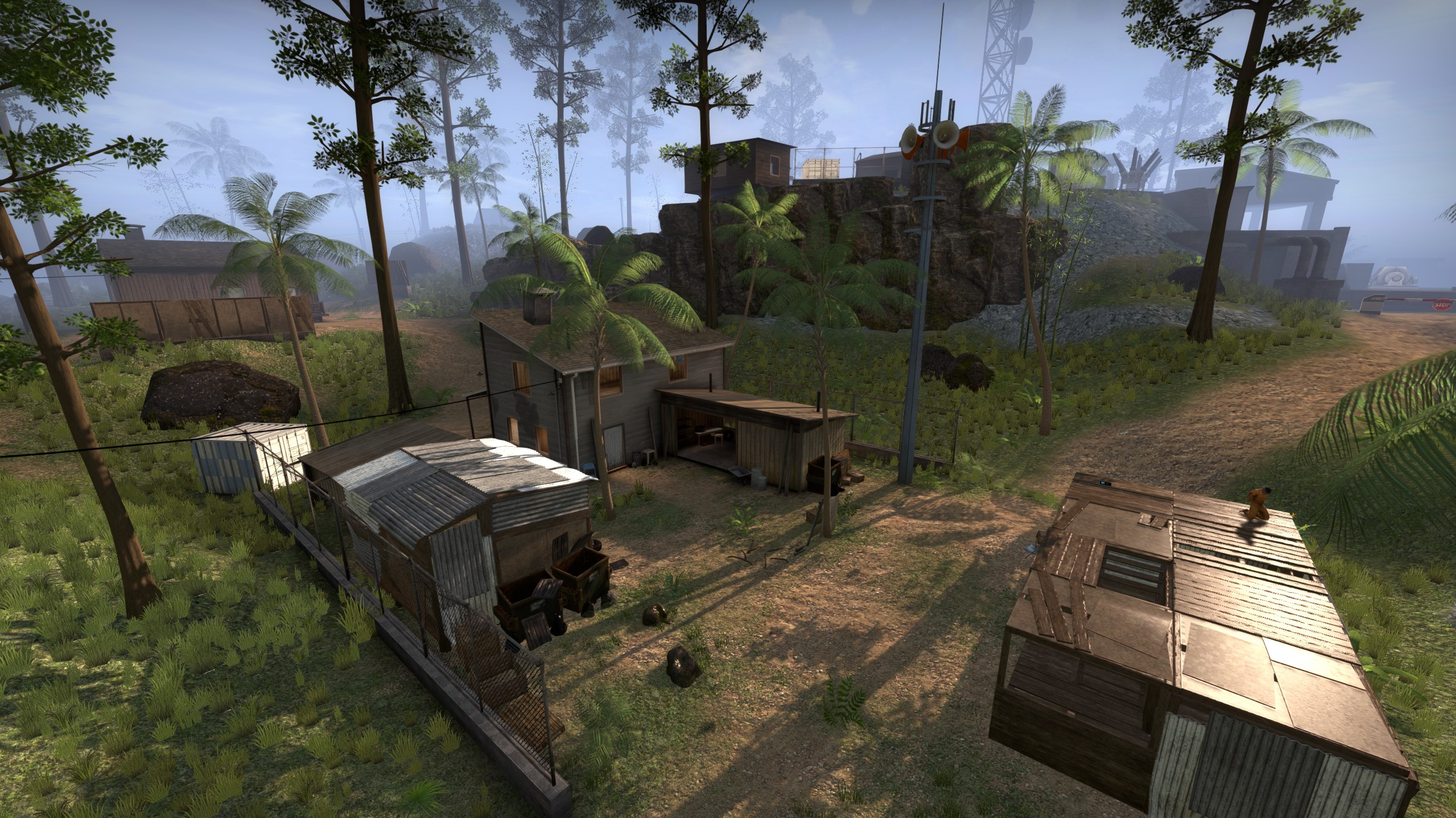 CS GO Danger Zone Jungle Beta