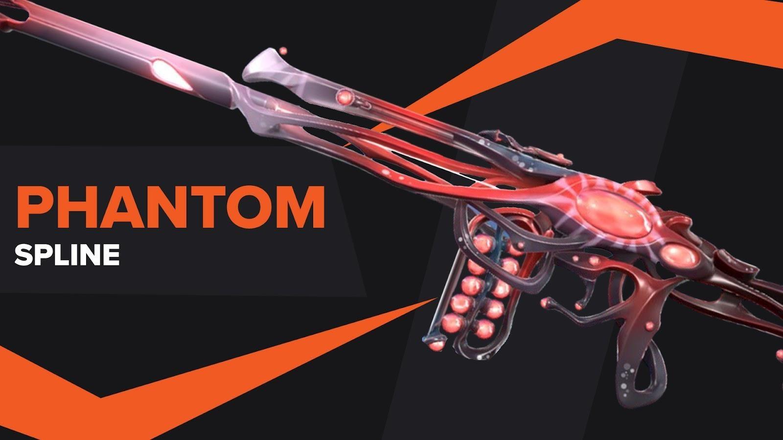 Phantom Spline Skin