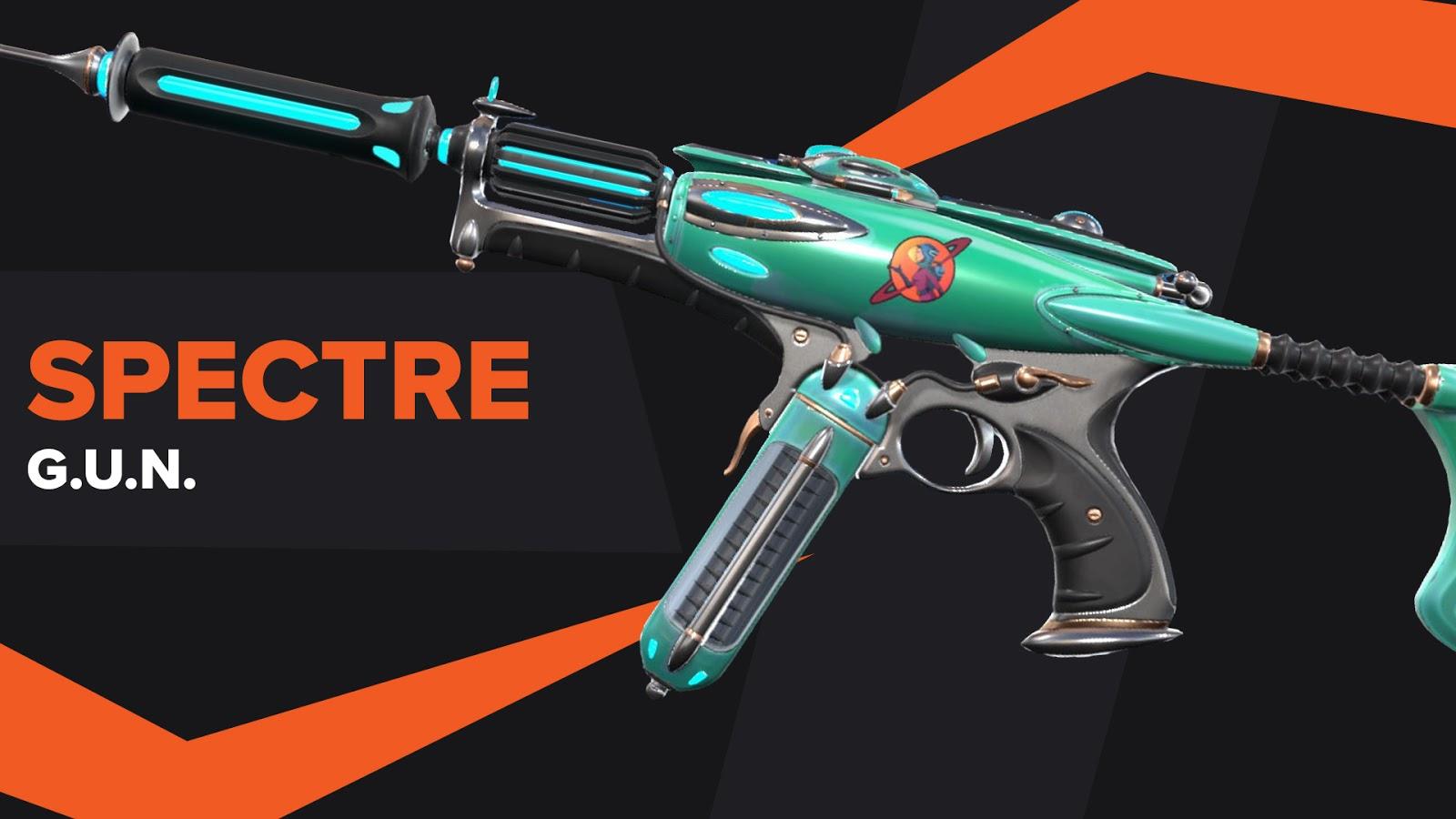 Spectre GUN Skin