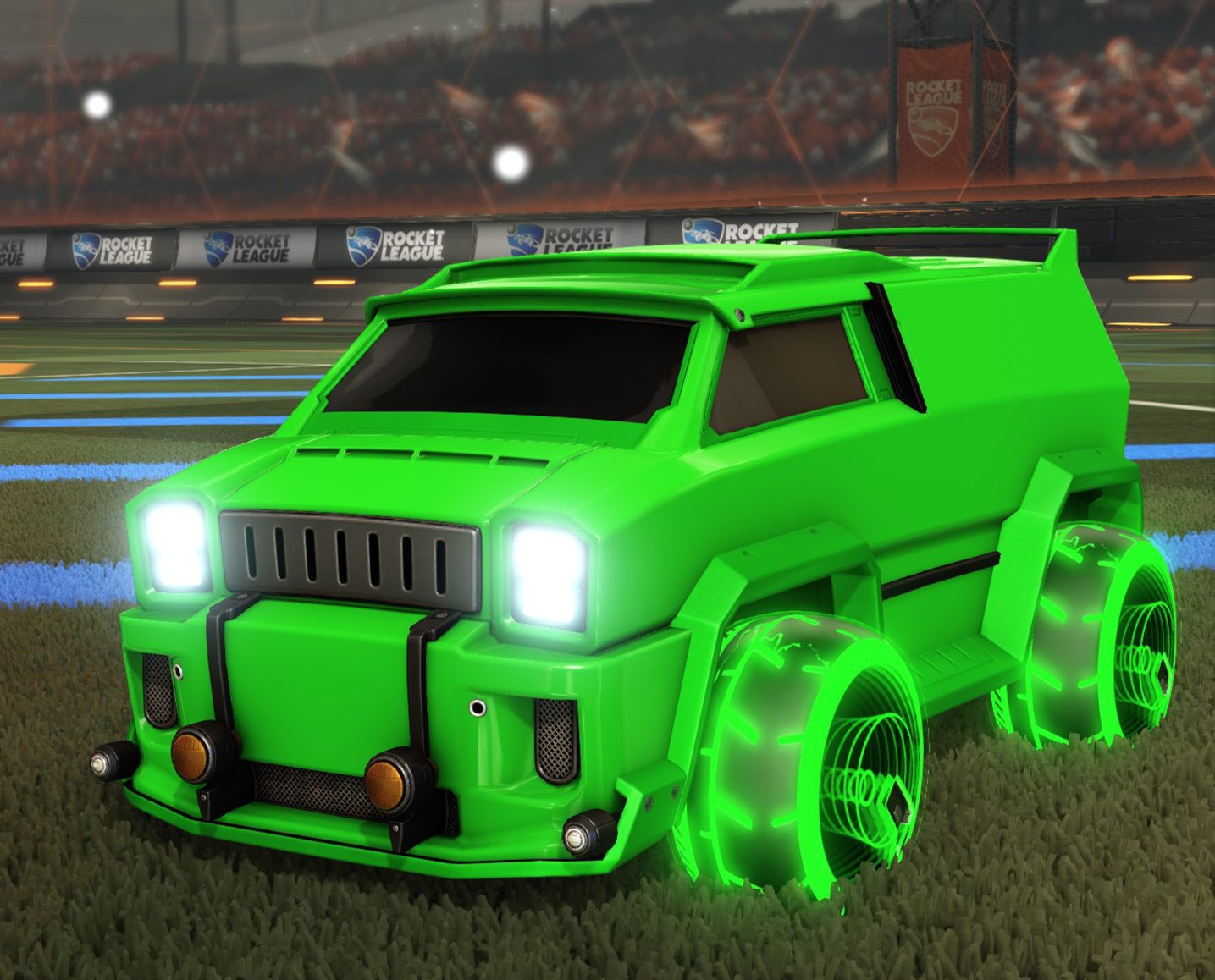 Best Car Rocket League Merc