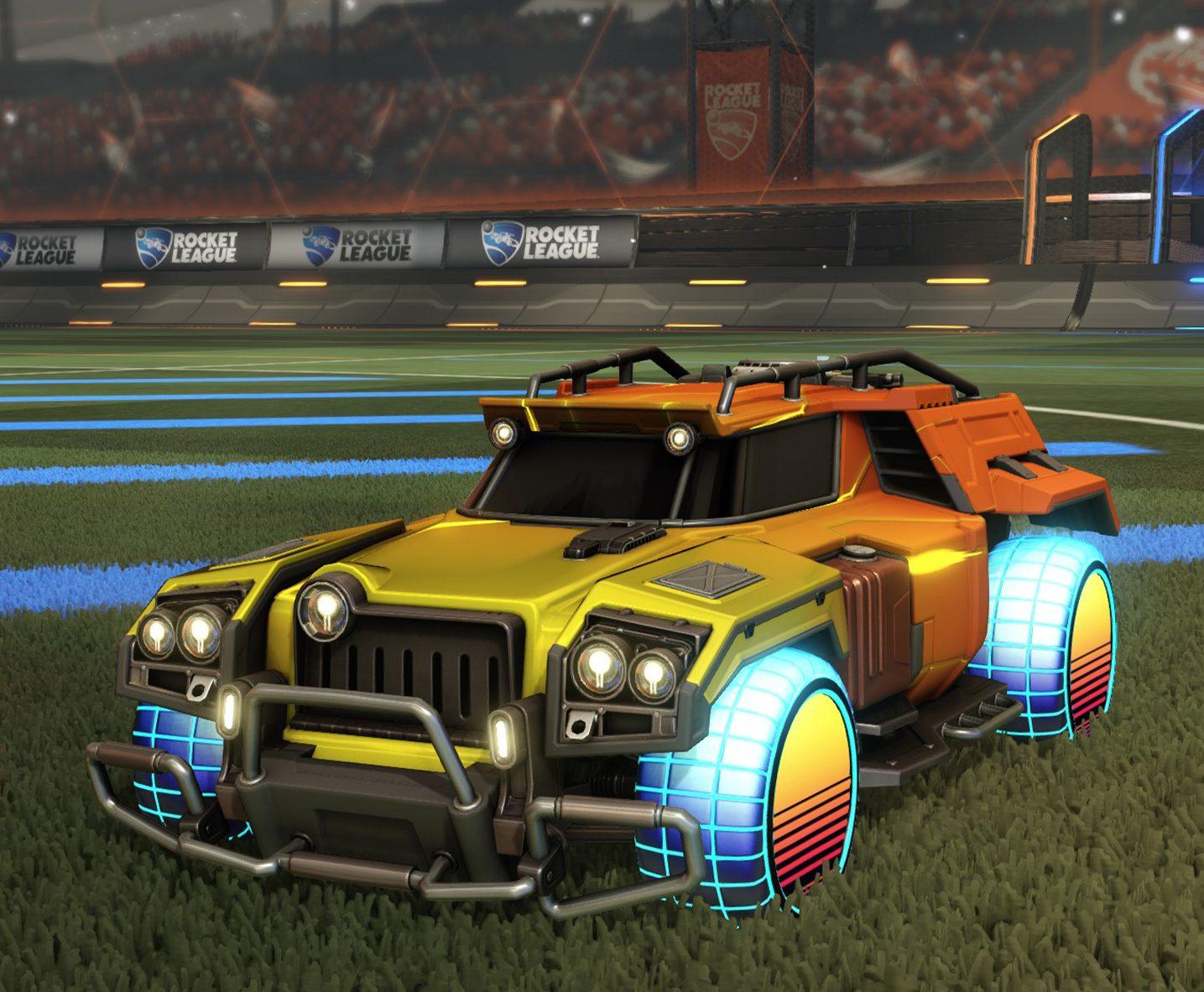 Best Car Rocket League Marauder