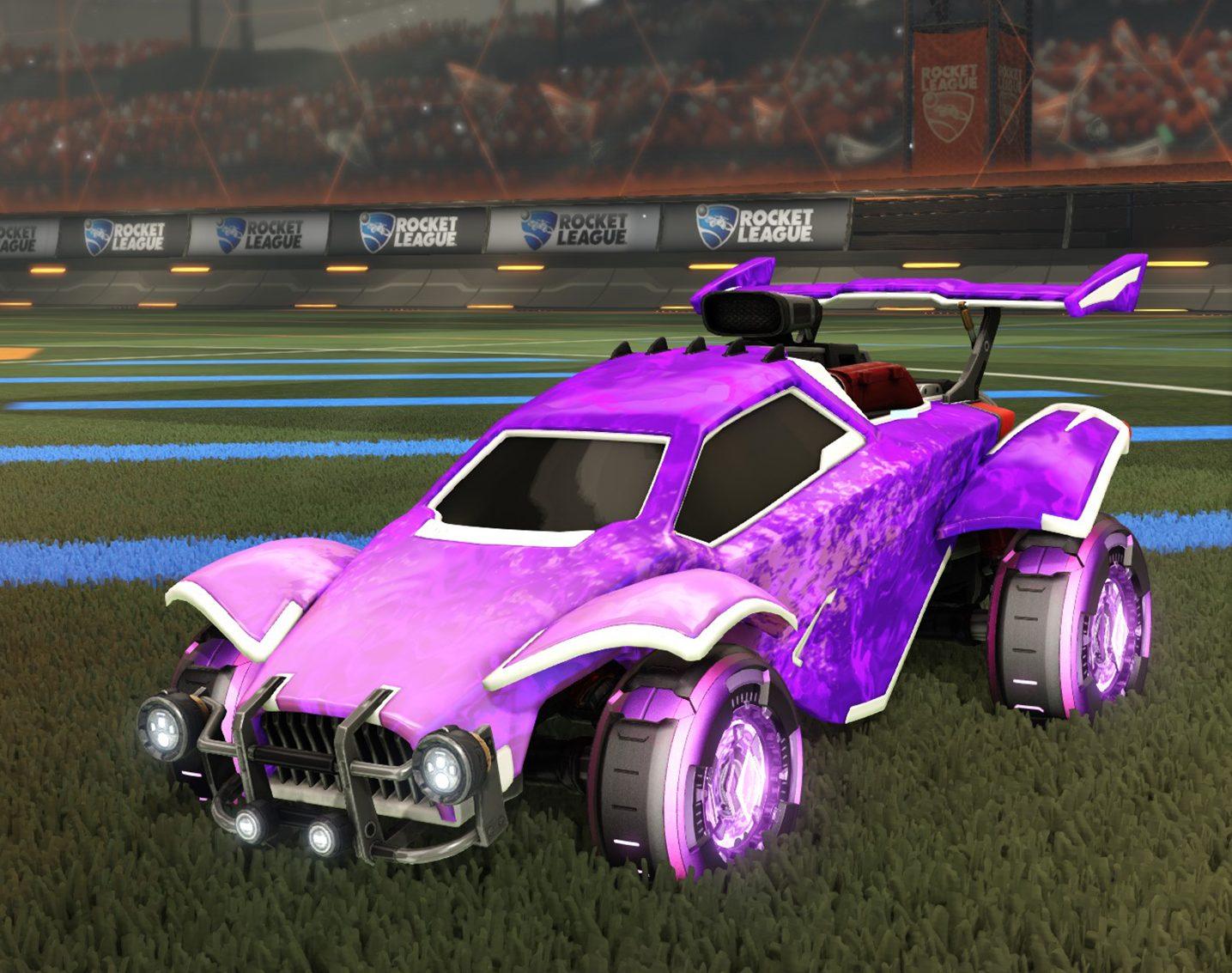 Best Car Rocket League Octane