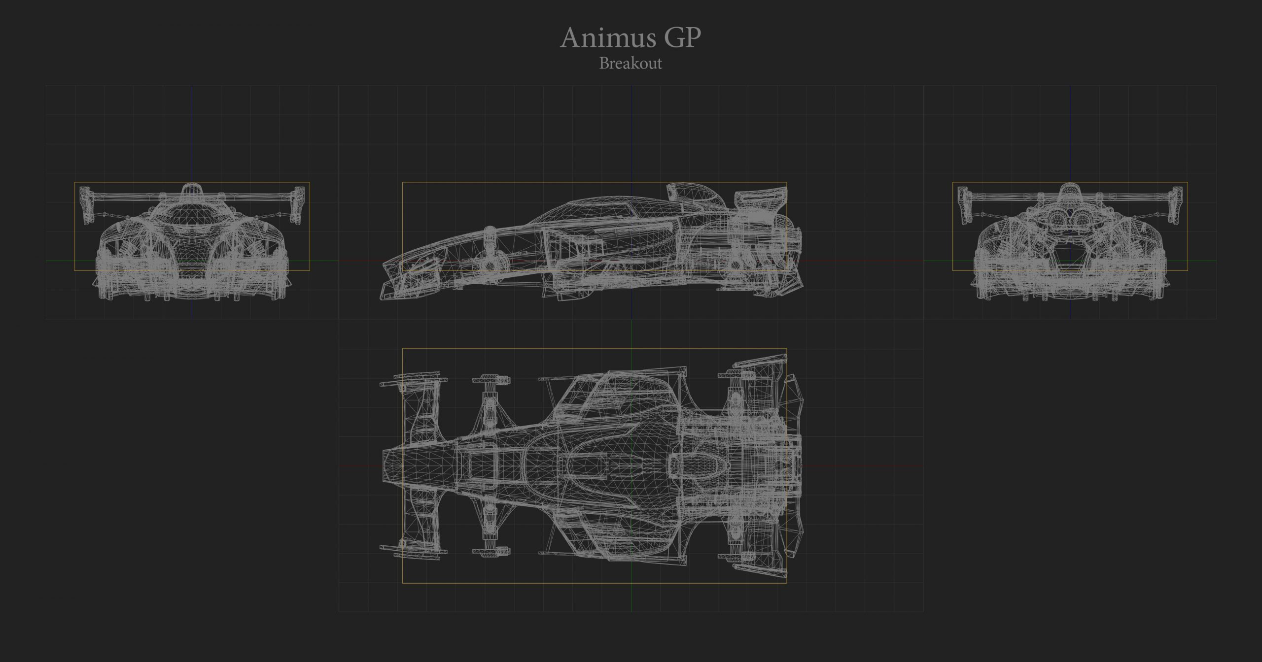 Animus GP Hitbox Rocket League