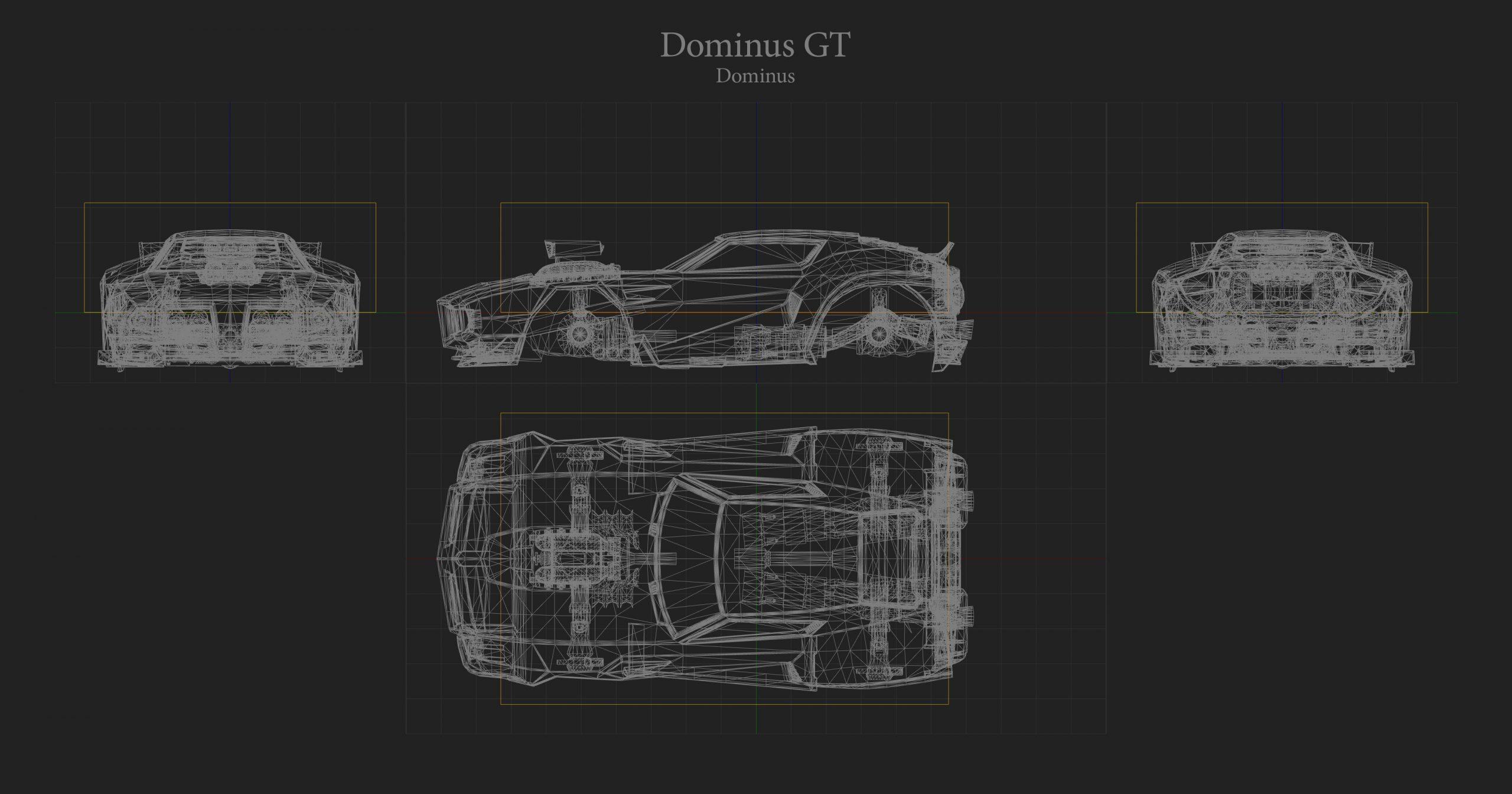 Dominus GT Hitbox Rocket League