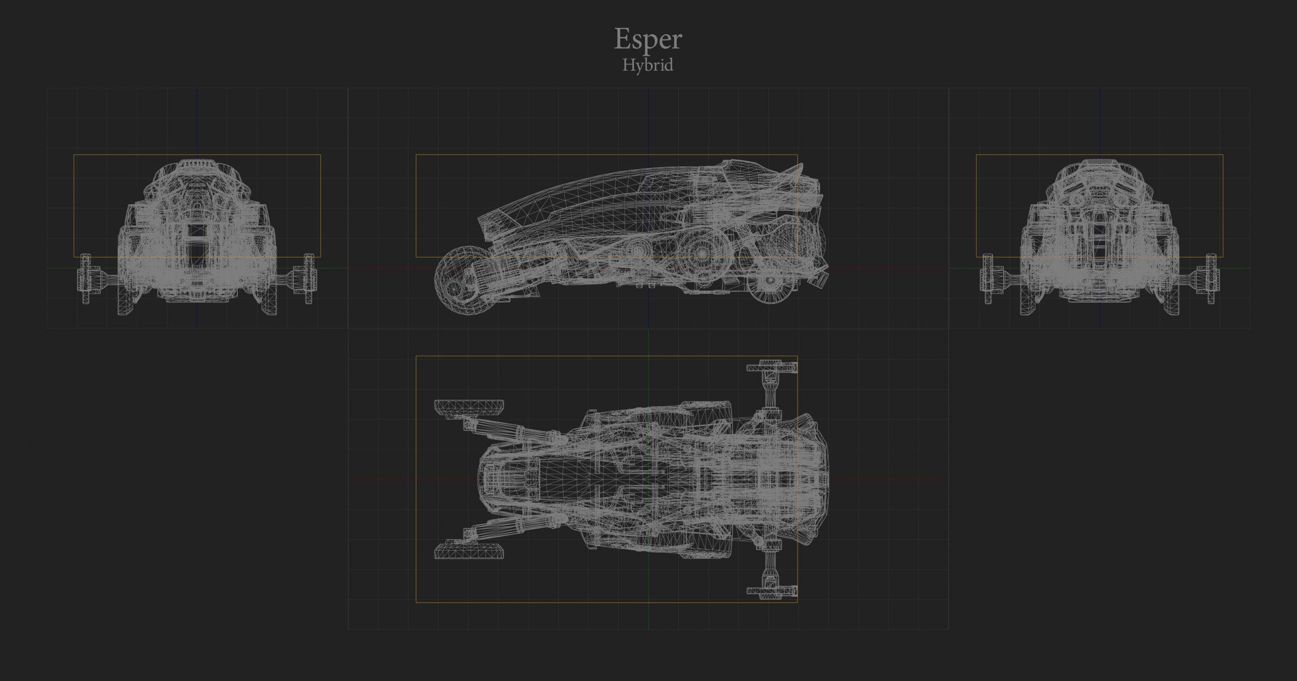 Esper Hitbox Rocket League