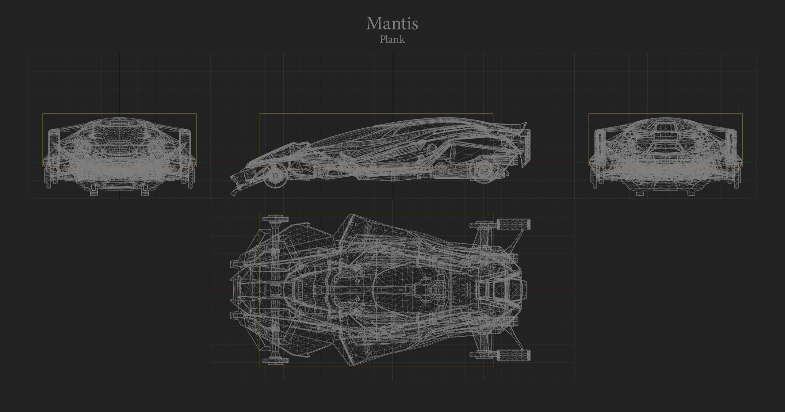 Mantis Hitbox Rocket League