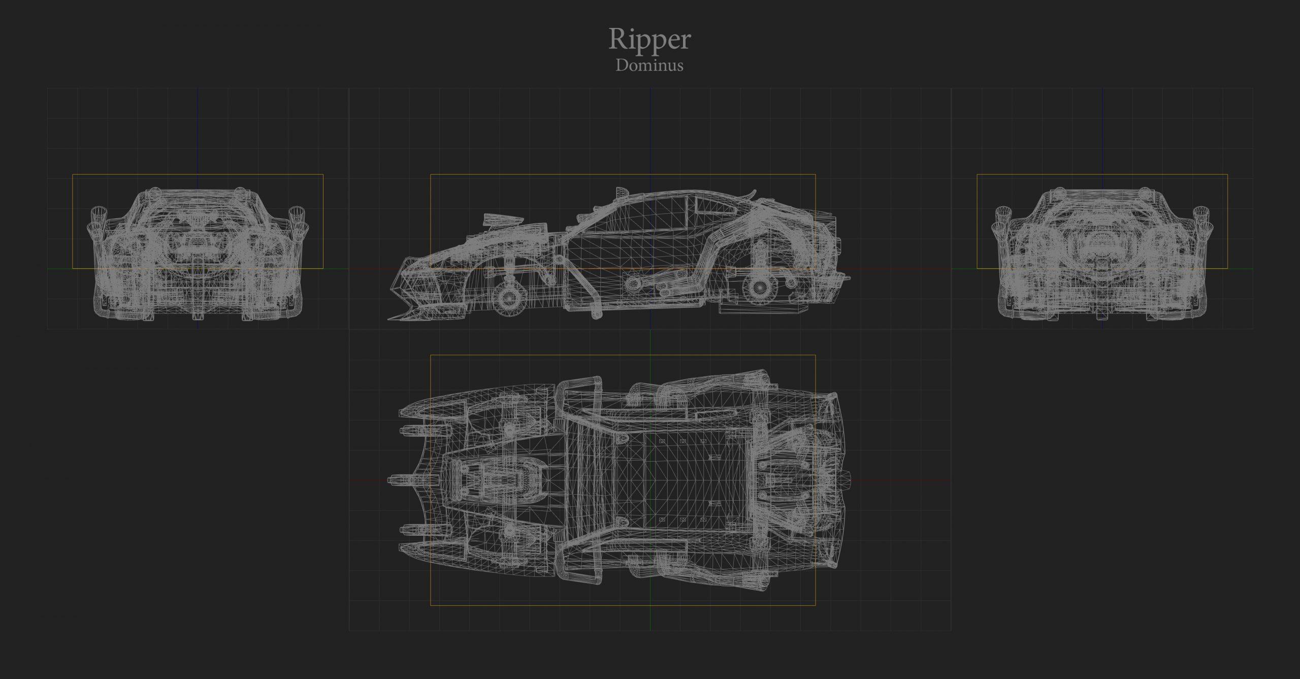 Ripper Hitbox Rocket League