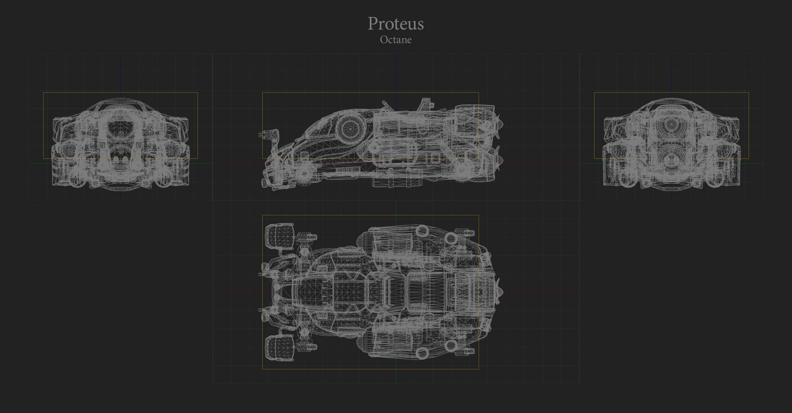 Proteus Hitbox Rocket League