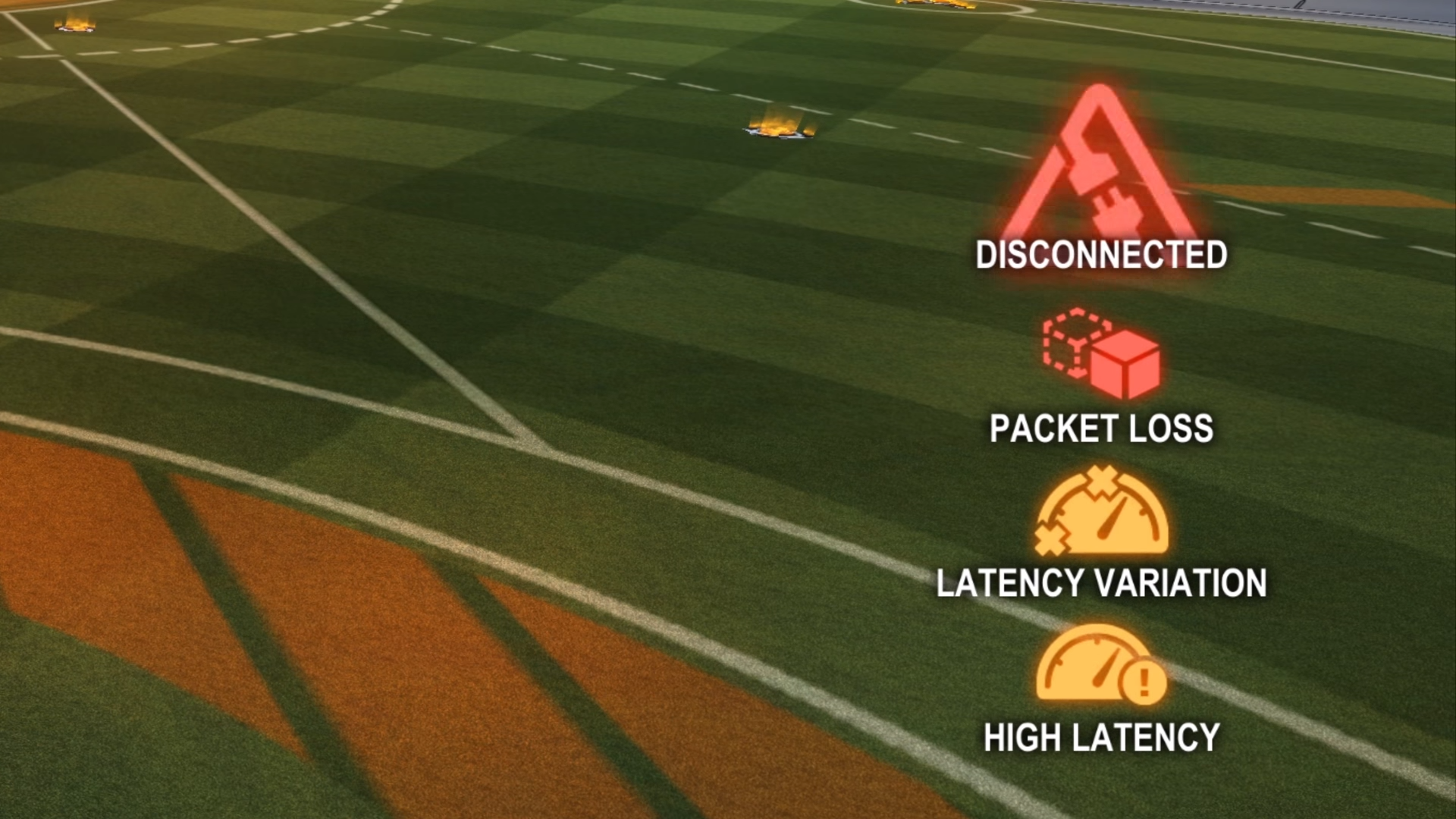 Connection Issues Rocket League