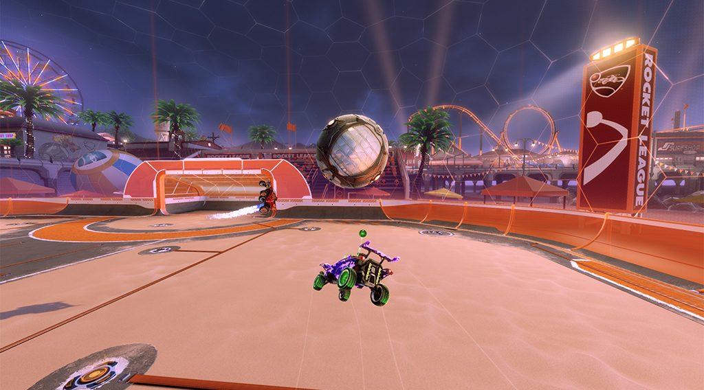 Aerial Guide Rocket League