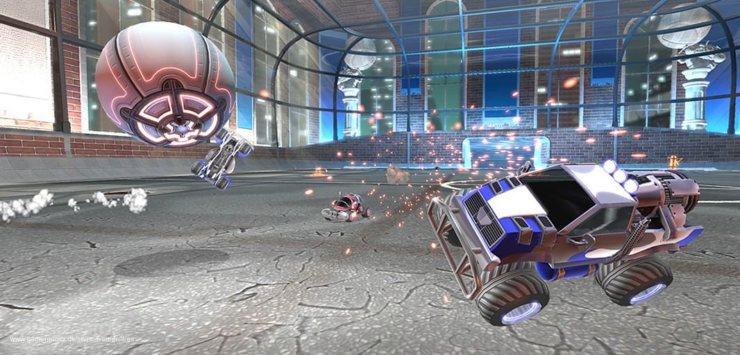 SARPBC Gameplay