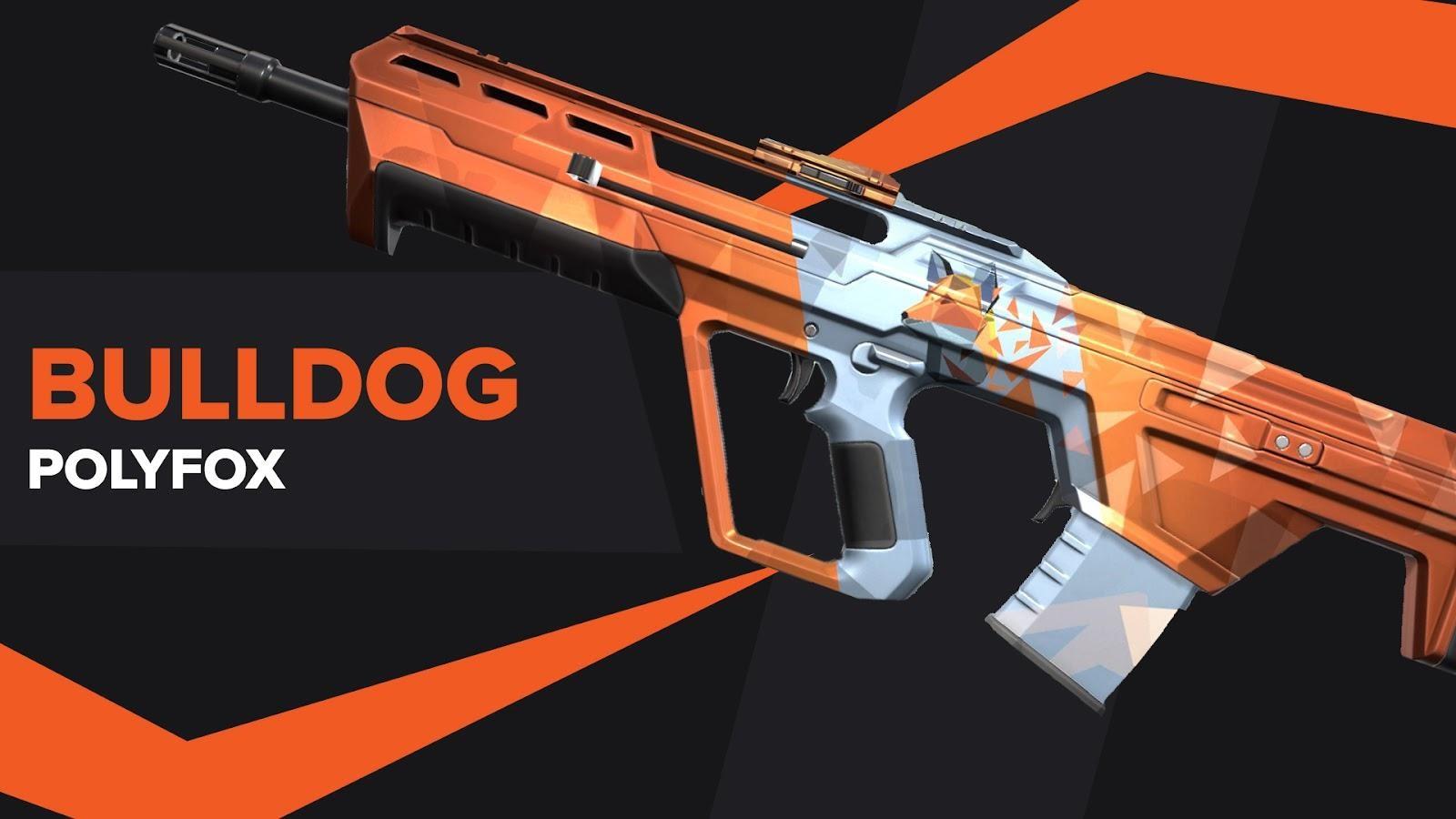 Bulldog Polyfox Skin