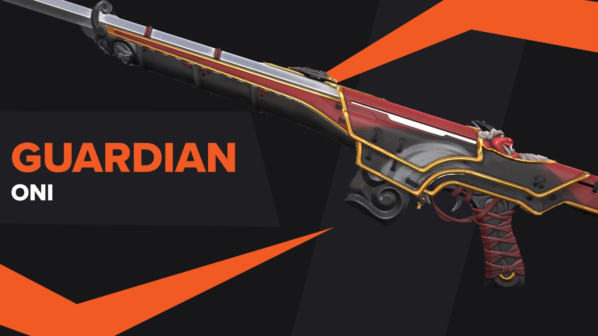 Guardian Oni Skin