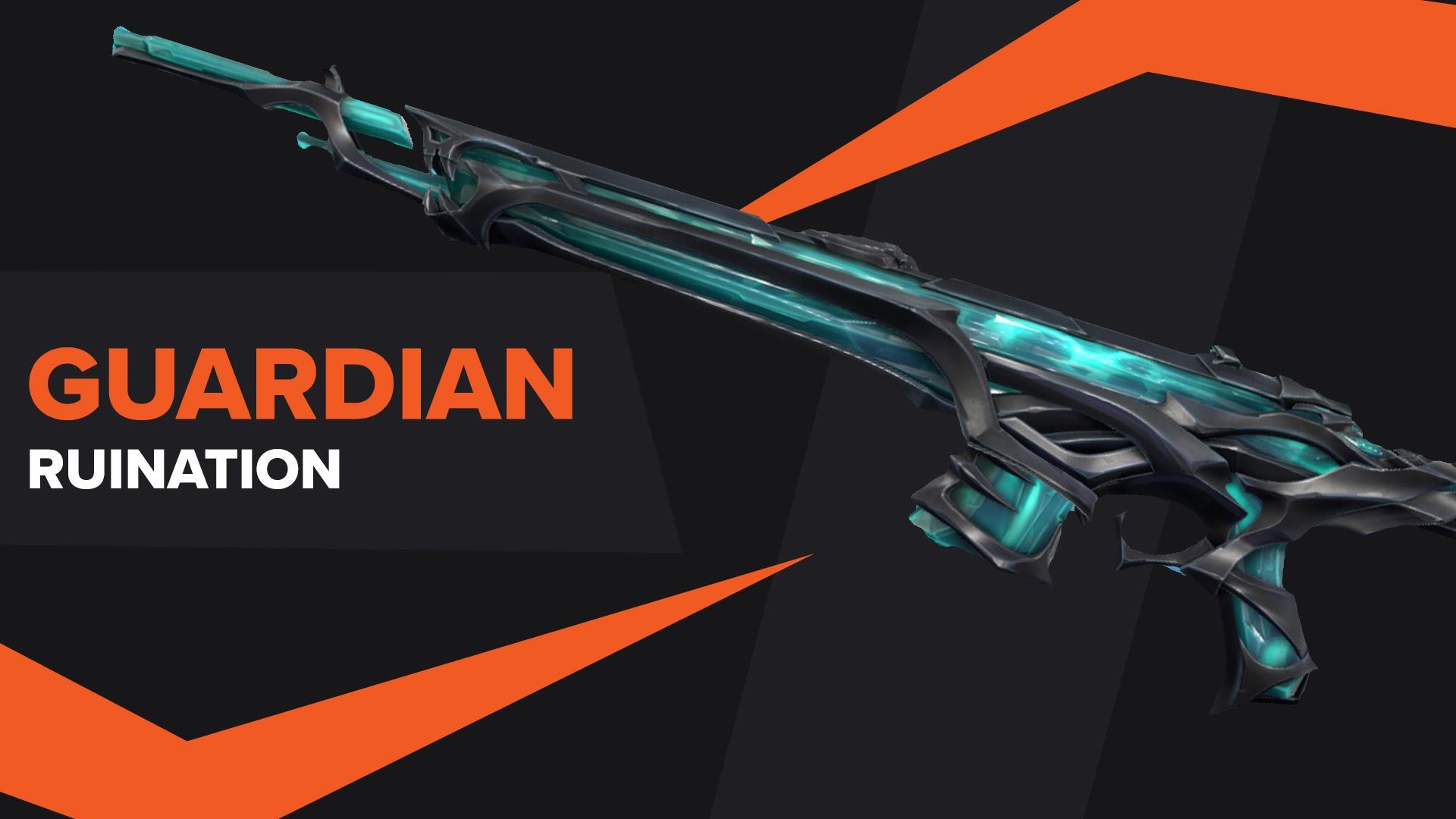 Guardian Ruination Skin