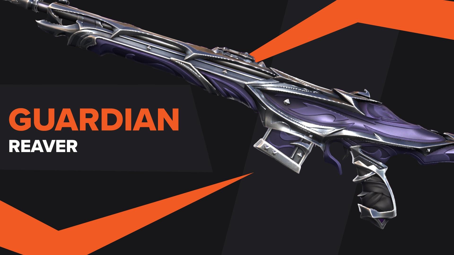 Guardian Reaver Skin