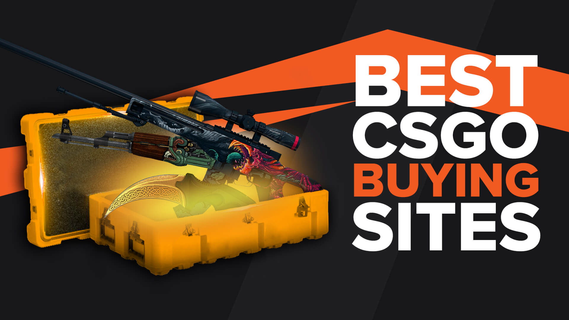 Best CSGO Buying sites