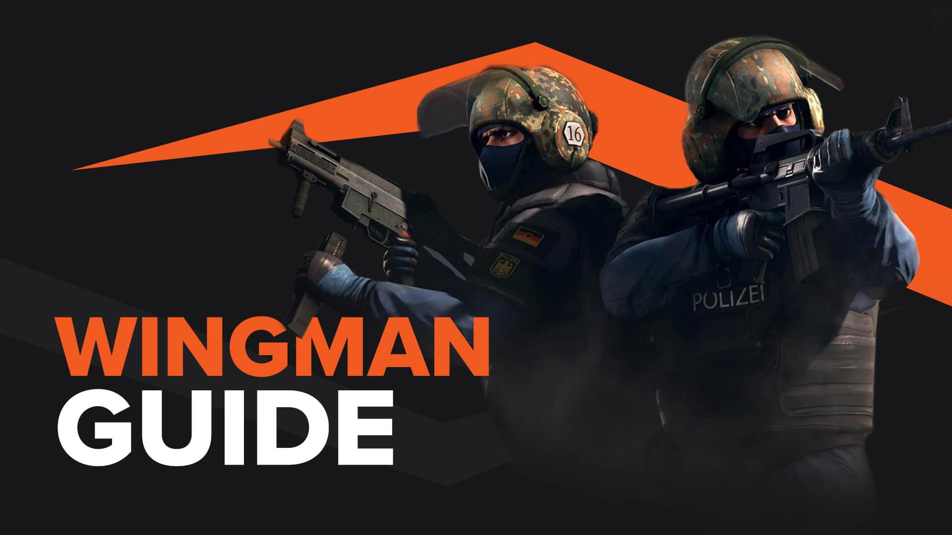 Ultimate CS:GO Wingman Guide [Ranks & Maps]