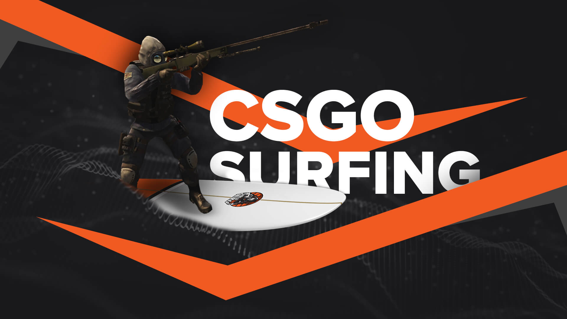 How to surf in CS:GO [Best Maps & Servers]