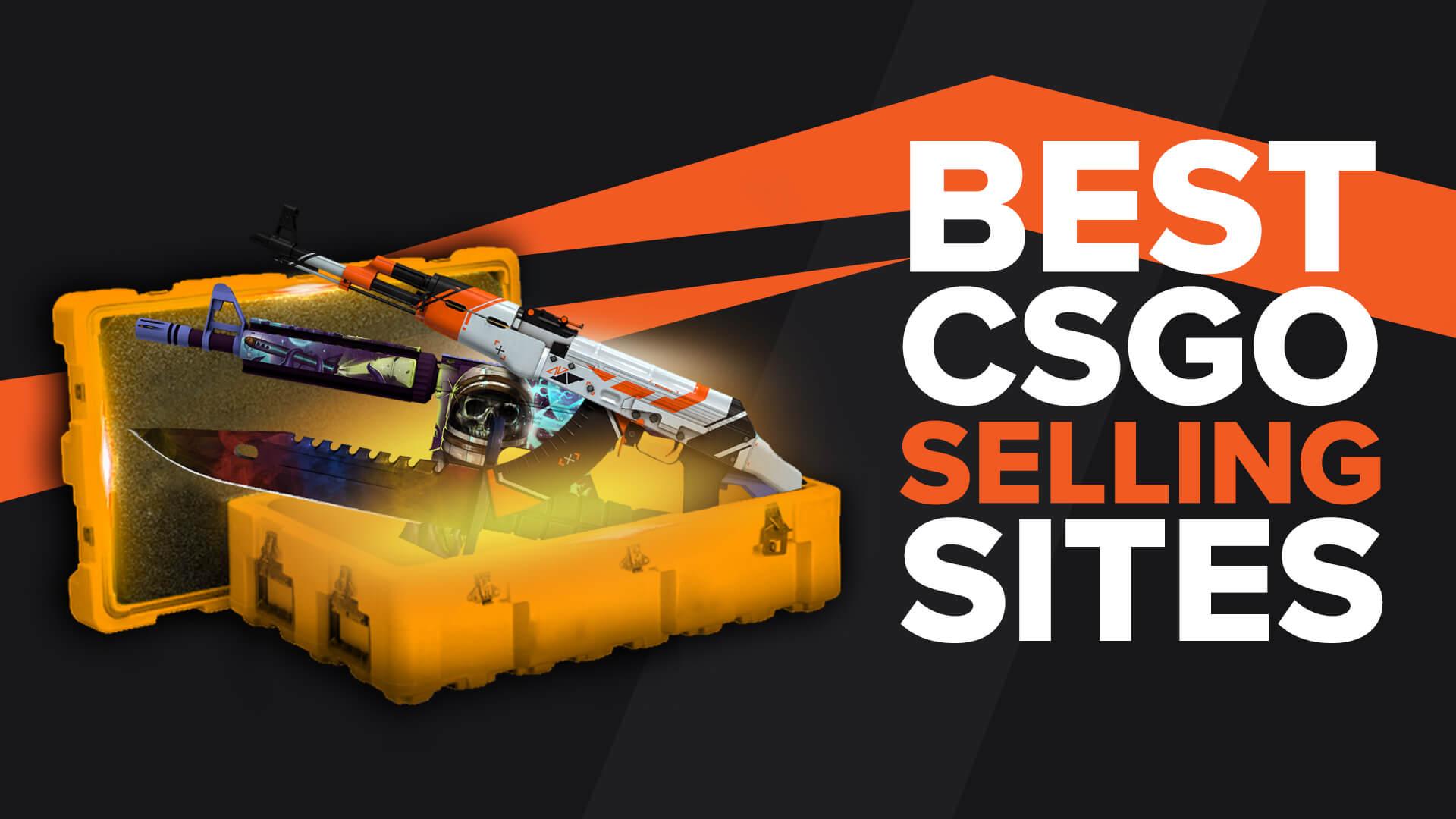 Best selling sites CSGO Skins