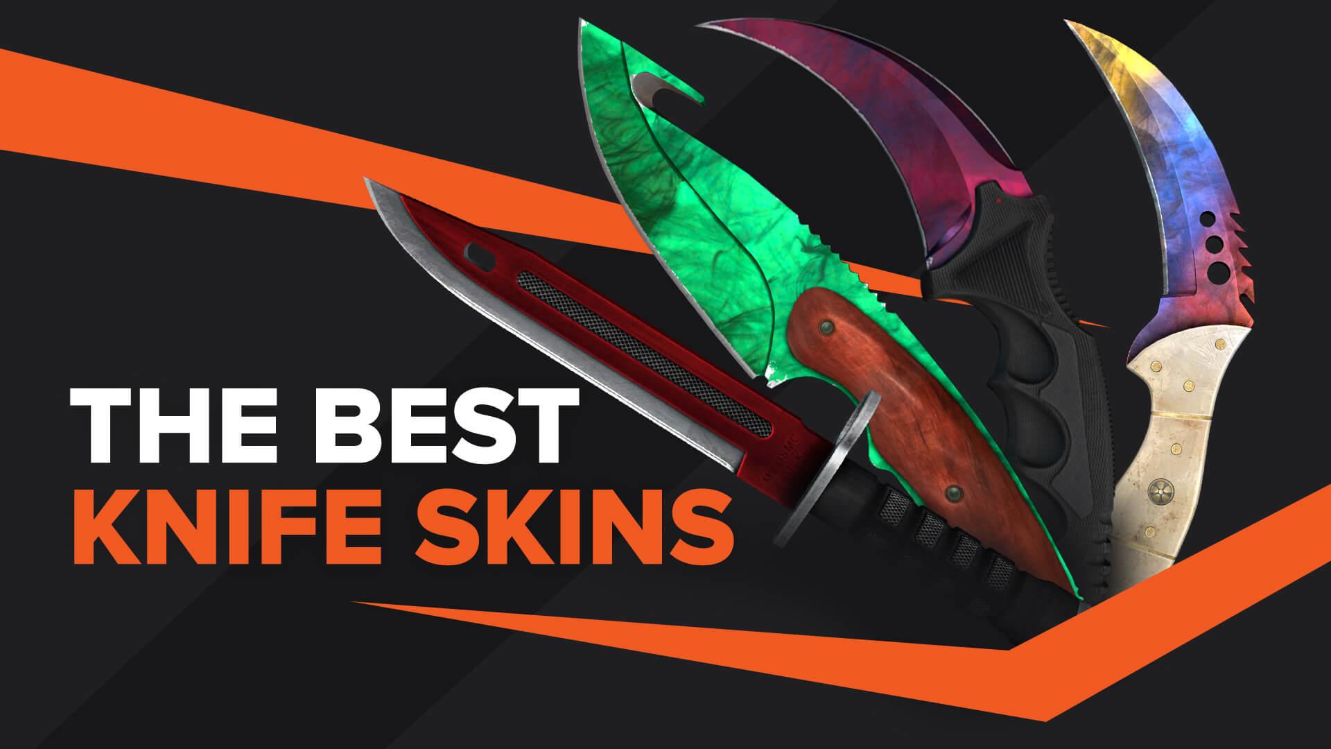 best knife skins CSGO