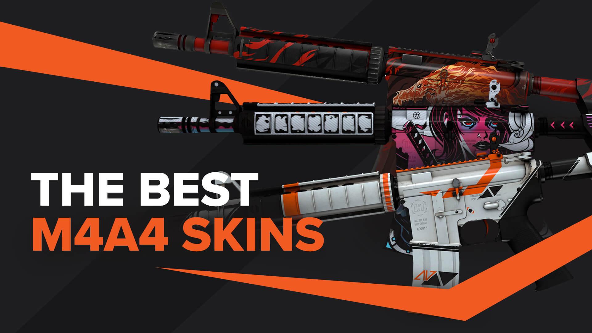 best M4a4 skins CSGO