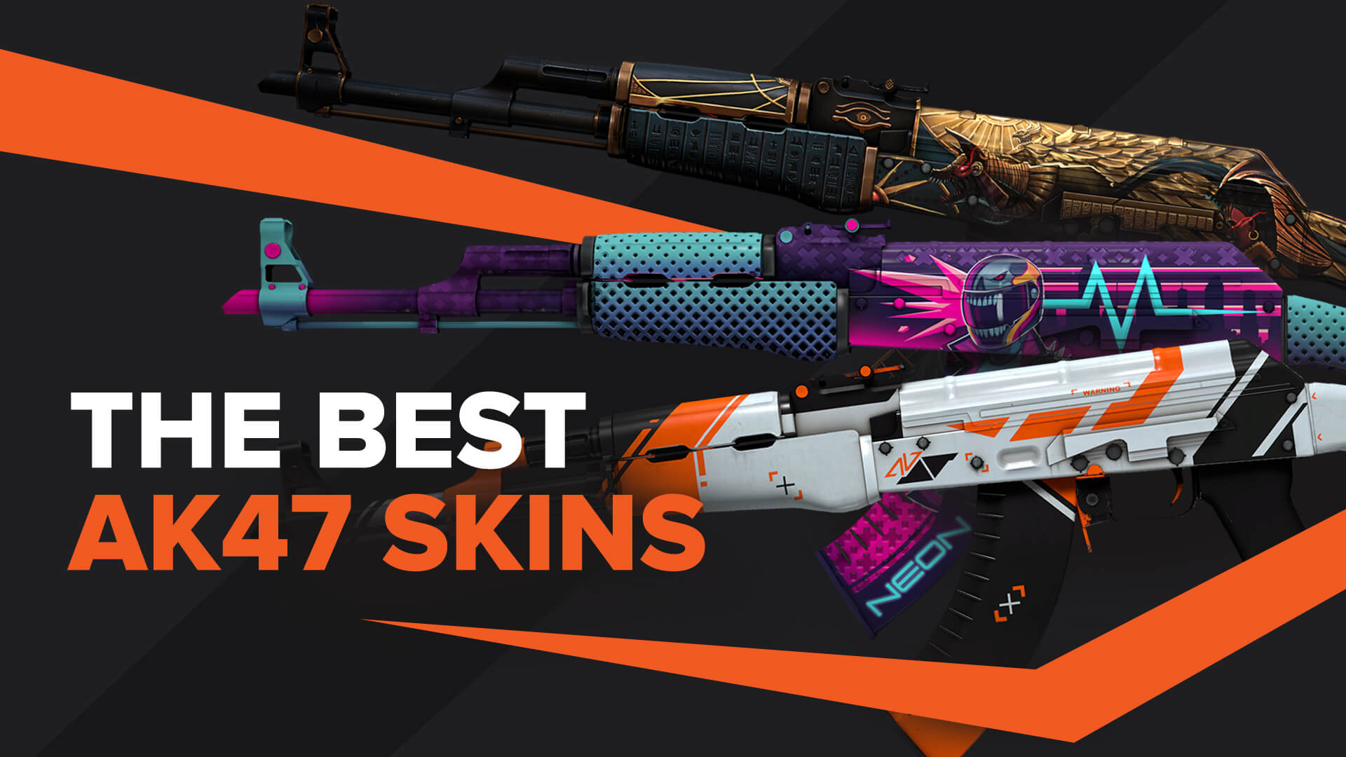Best Ak Skins CSGO