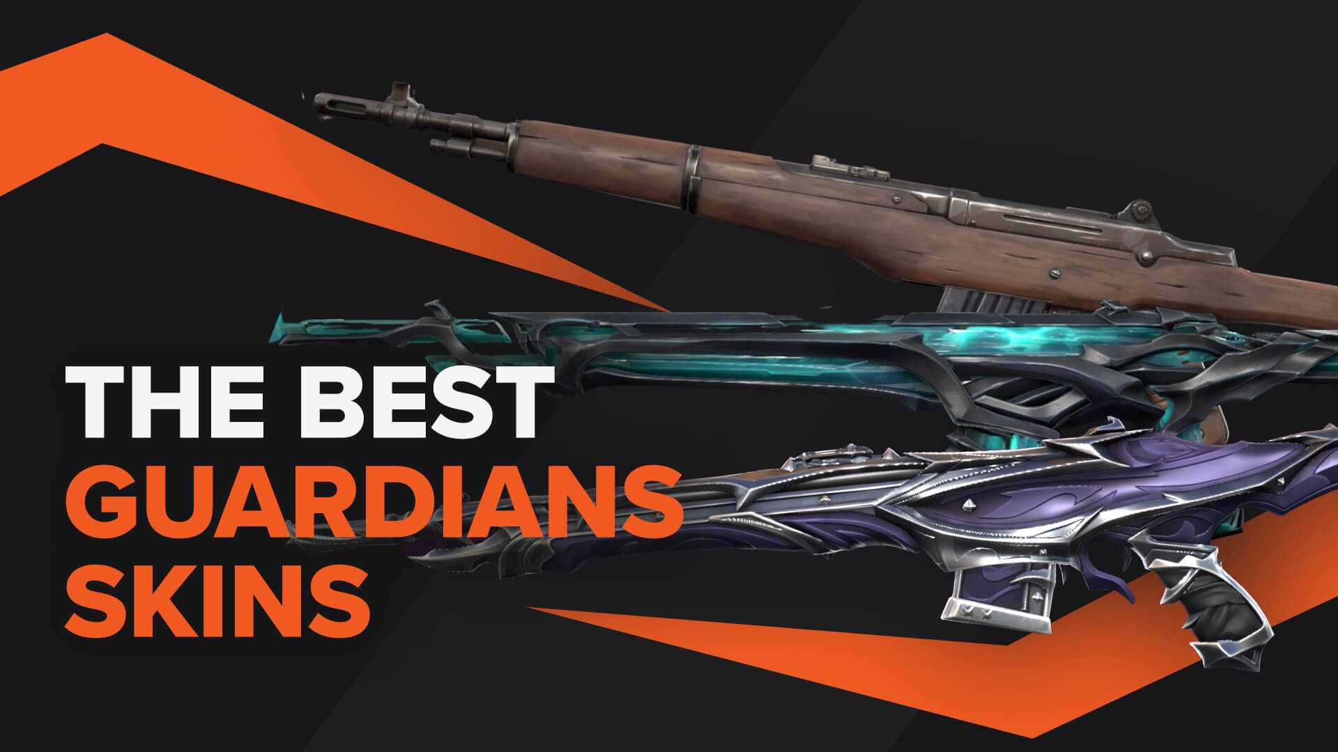 best guardian skins valorant