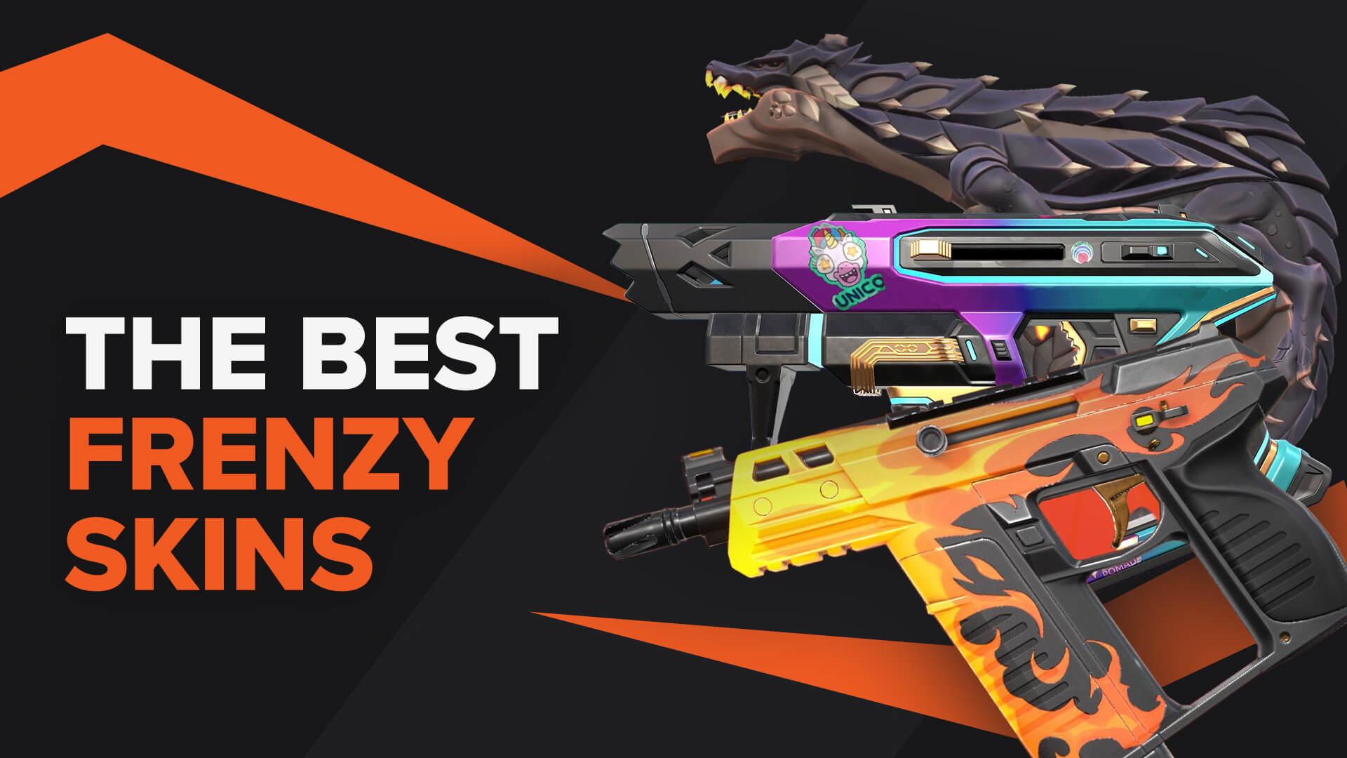 best frenzy skins valorant