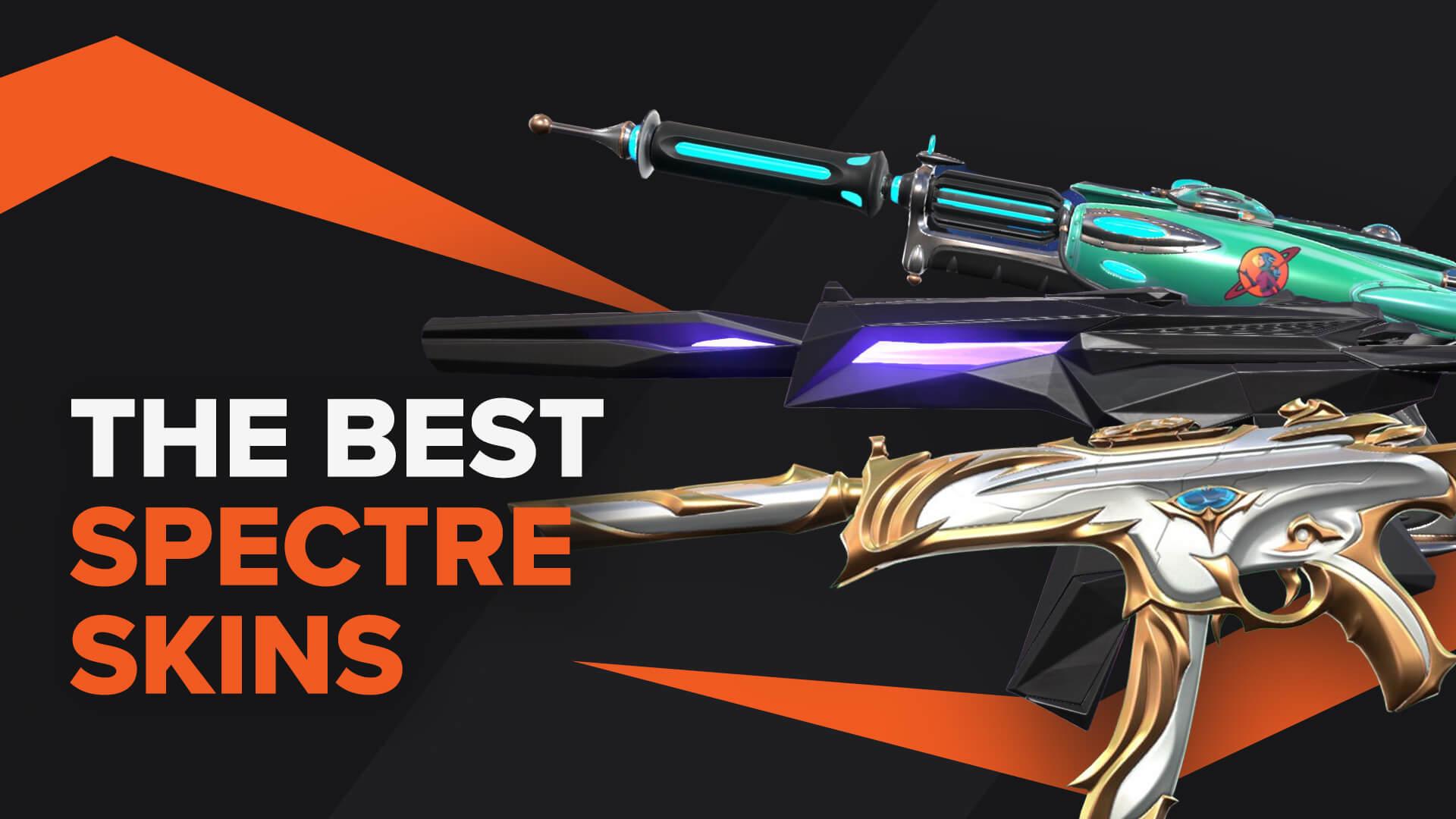 best spectre skins valorant