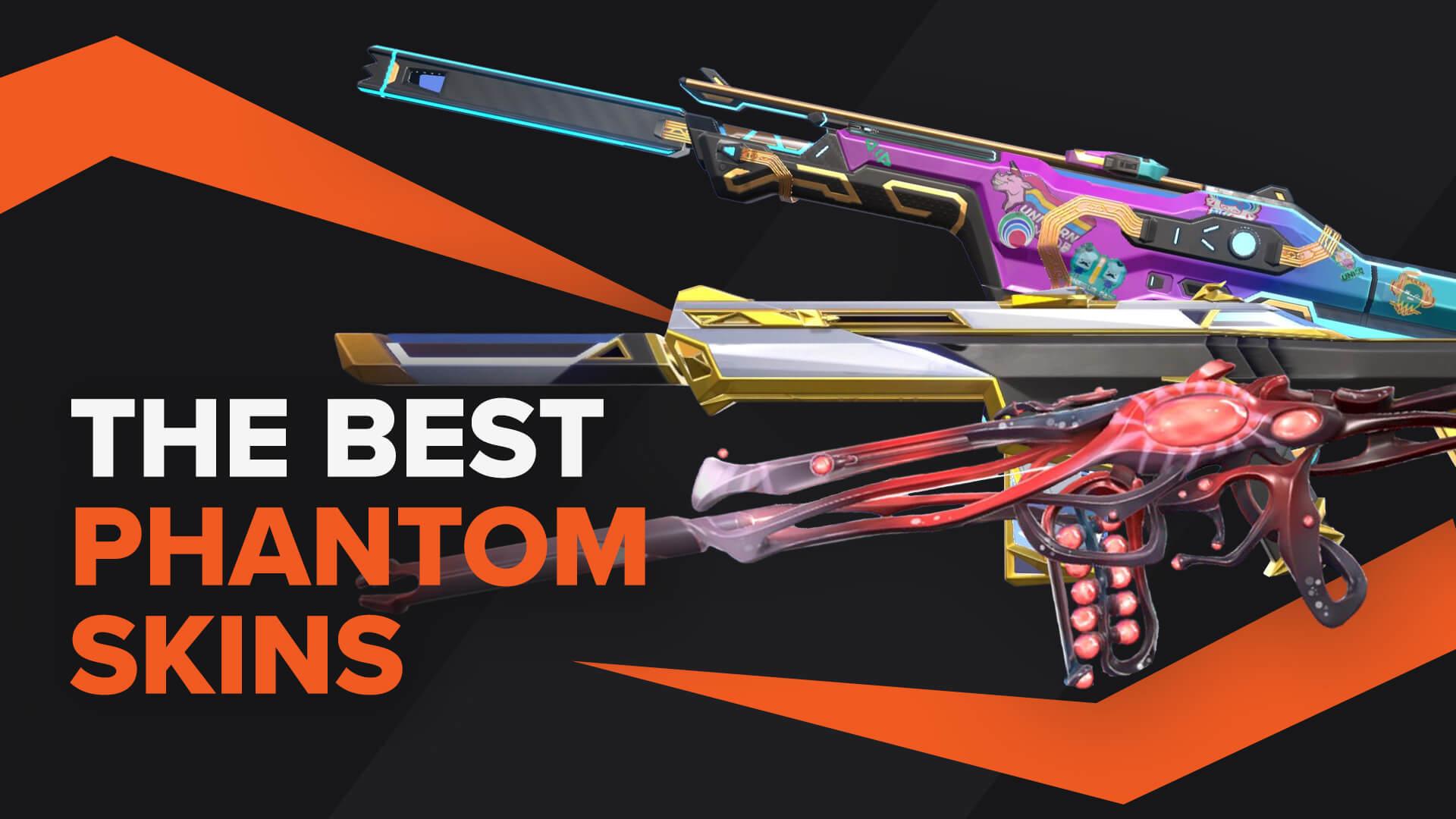 best phantom skins valorant