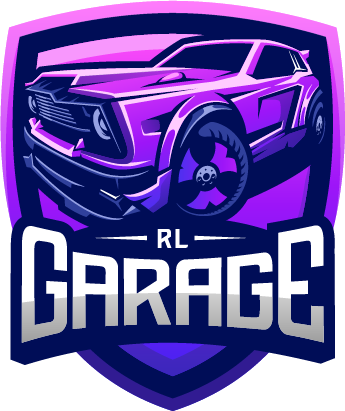 Rocket League Garage