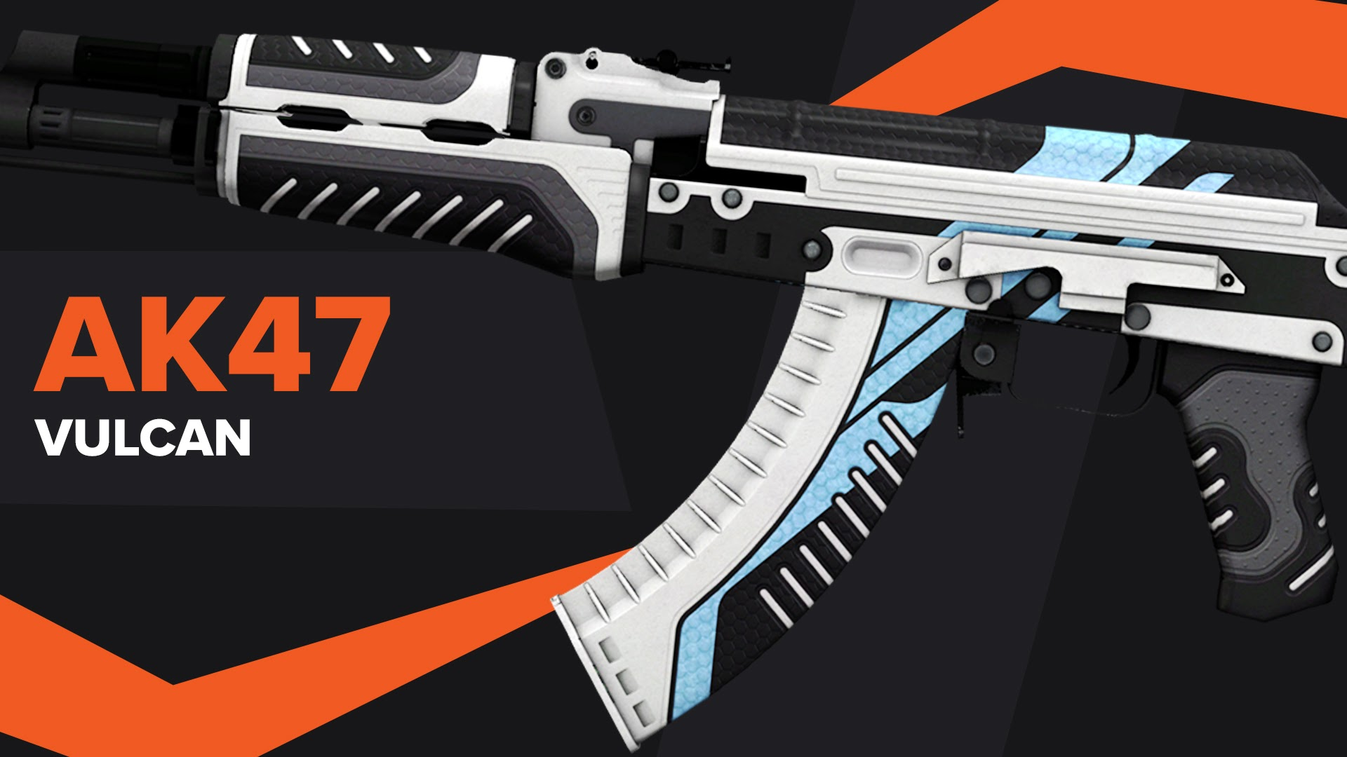 AK47 Vulcan CSGO Skin