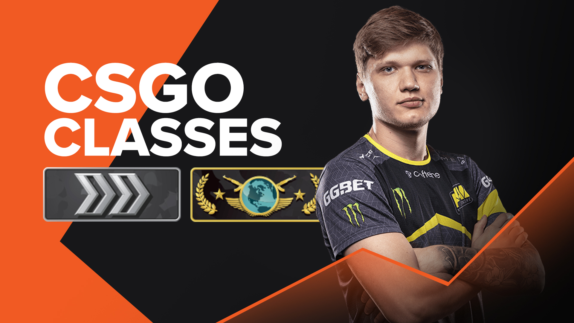 Best CSGO Classes to play like a Pro