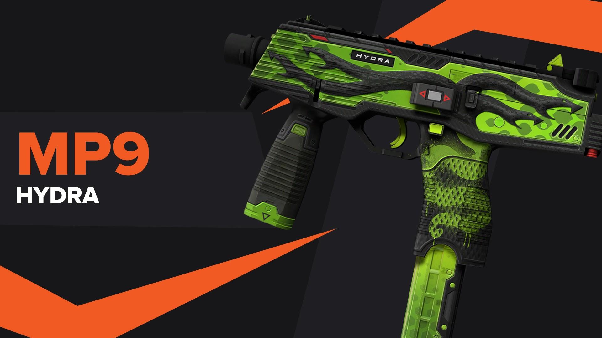 MP9 Hydra CSGO Skin