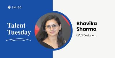 Meet Bhavika Sharma, A Full Time UI/UX Designer And Leisure Time Biker