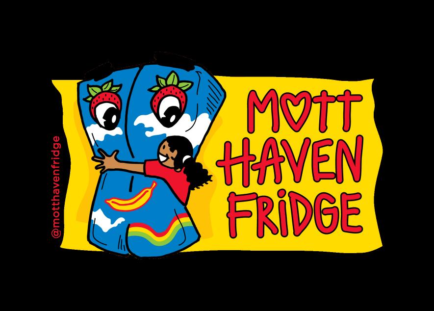 Mott Haven Fridge logo