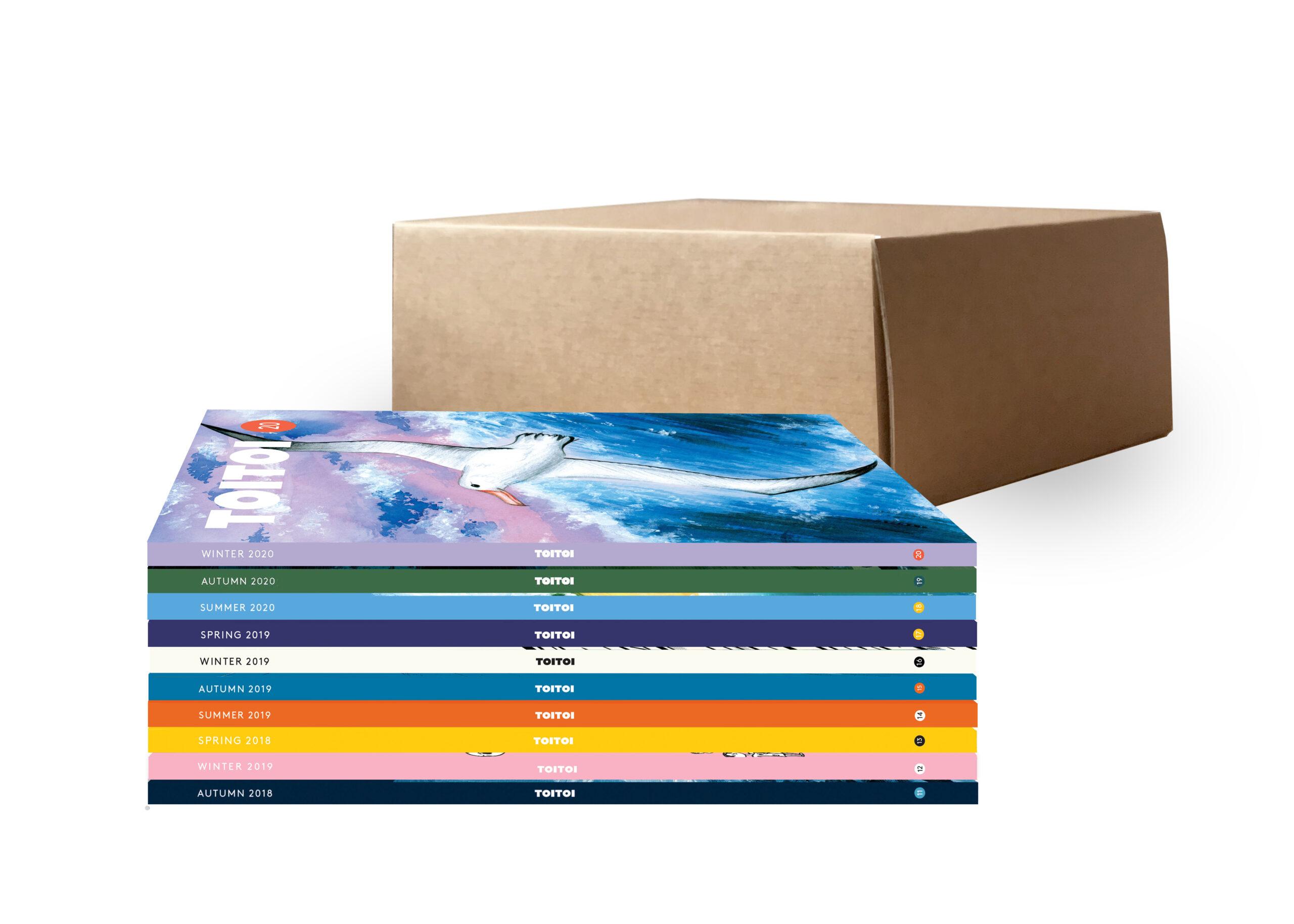 Toitoi Special Gift Box