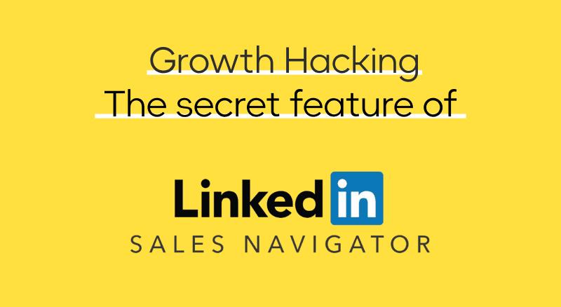 Linkedin Sales Navigator hack to import your company lists into LinkedIn Sales Navigator