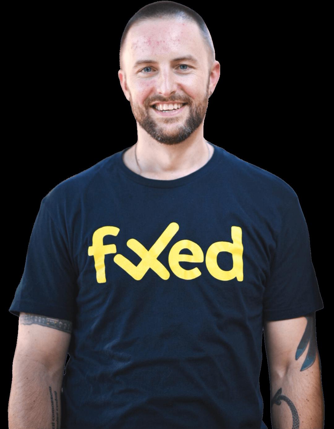 an employee from fxed dot com