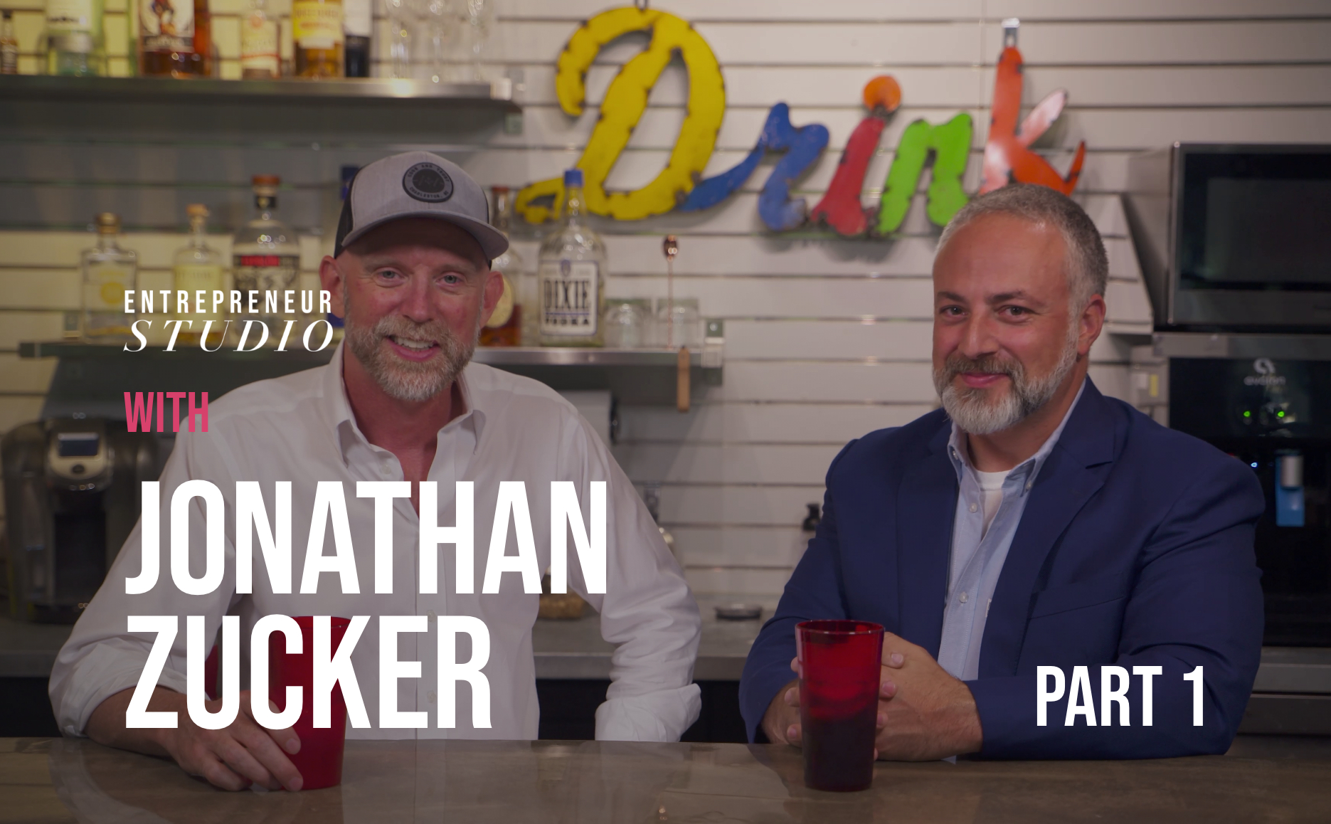 Entrepreneur Studio Series - Episode 1 - Teaching the Entrepreneurial & Giveback Spirit with Jonathan Zucker